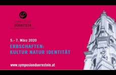 Teaser für Symposion Dürnstein